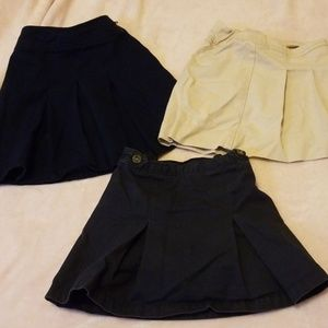 Girl's Skorts size 5/5T Children's Place Old Navy